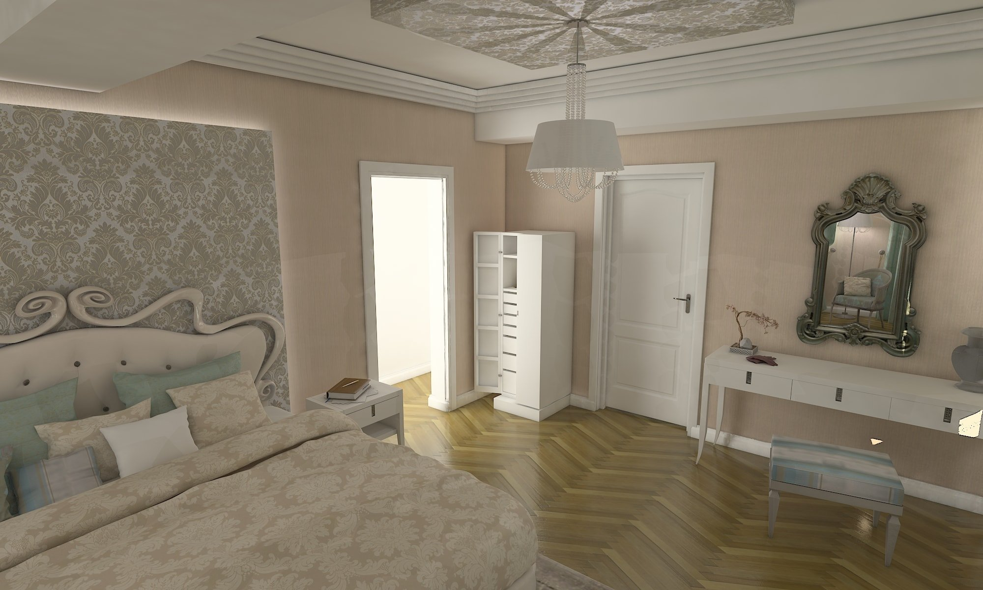 Casa braila design interior proiectare 3D Studio Insign