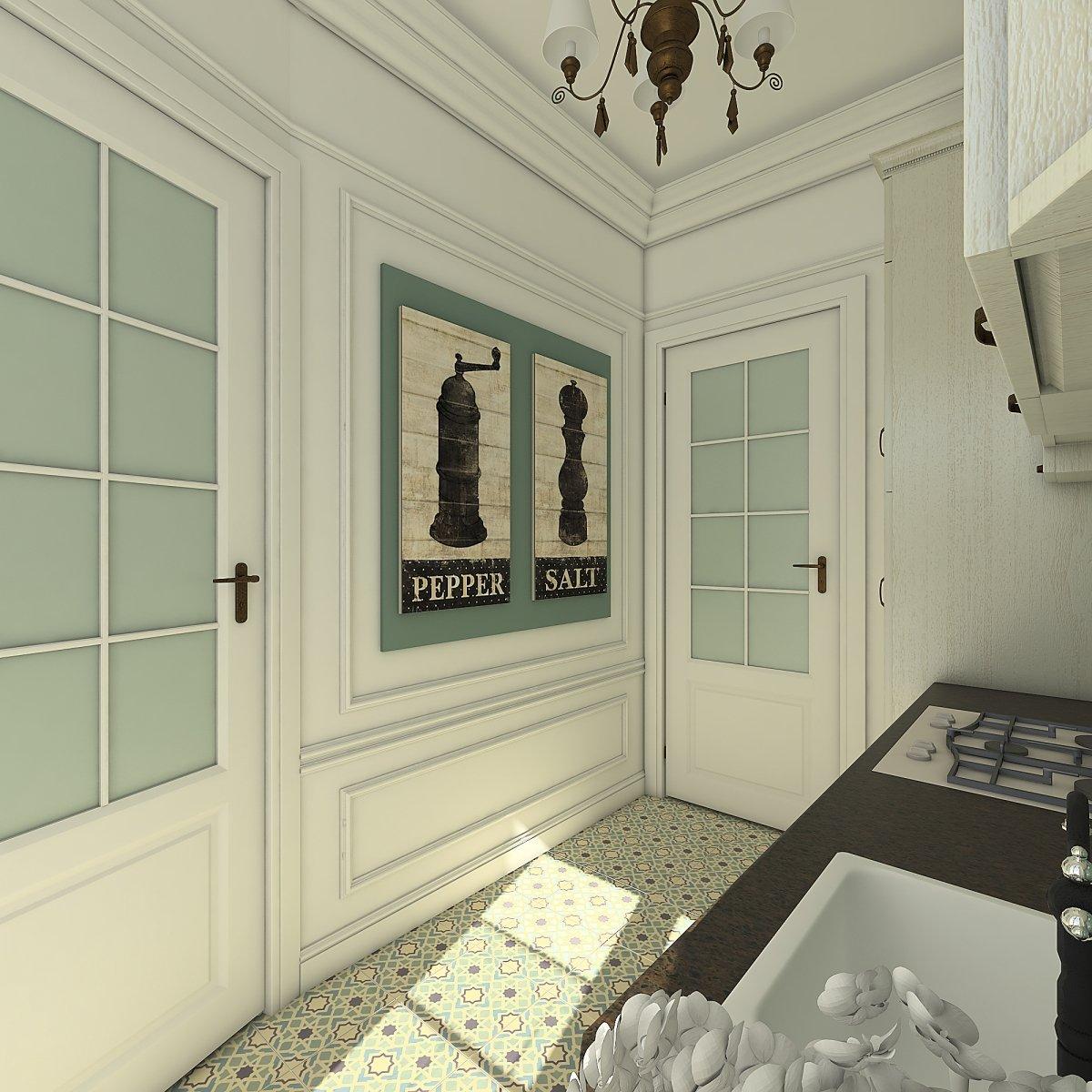 Amenajare apartament eclectic Bucuresti- Piata Romana-13