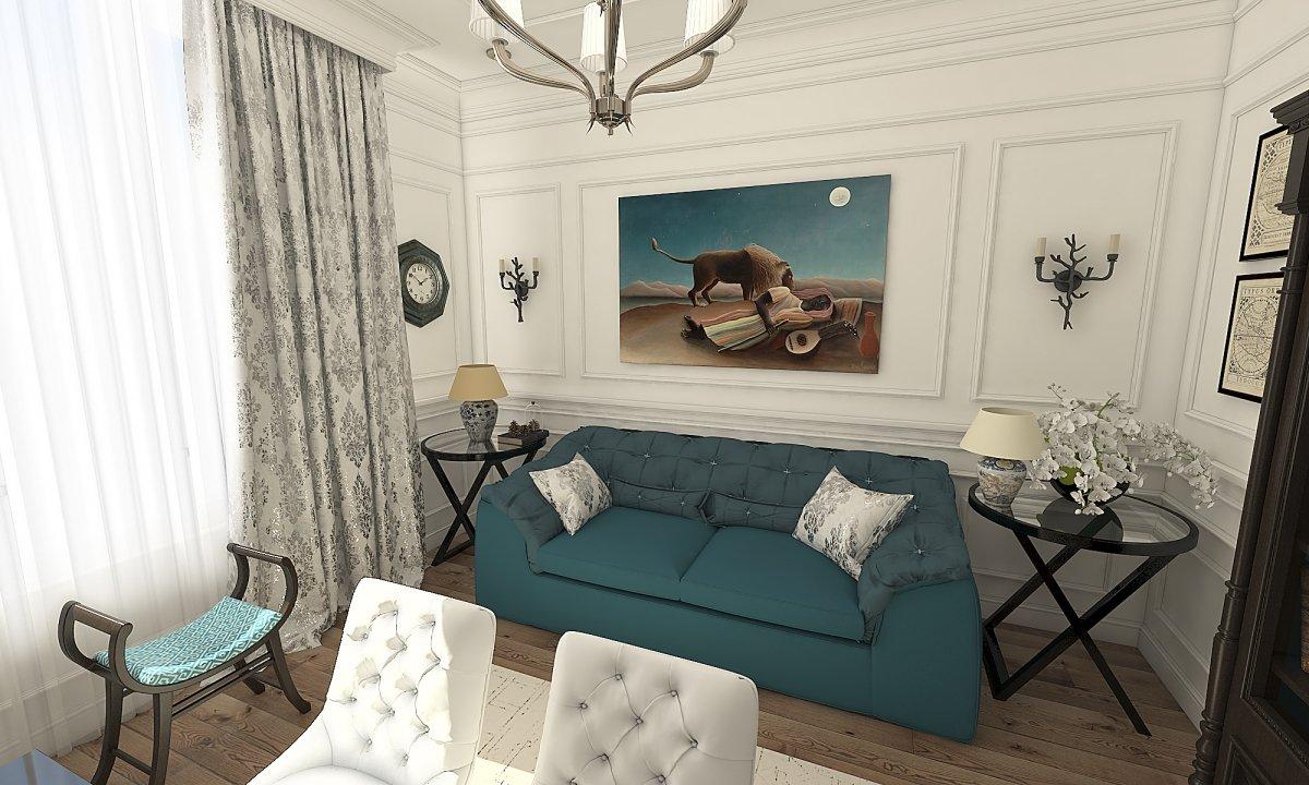 Amenajare apartament eclectic Bucuresti- Piata Romana-27