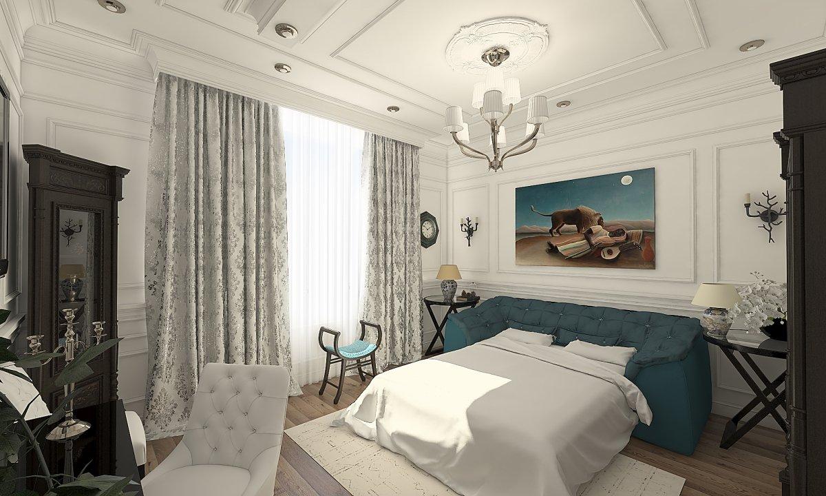 Amenajare apartament eclectic Bucuresti- Piata Romana-28