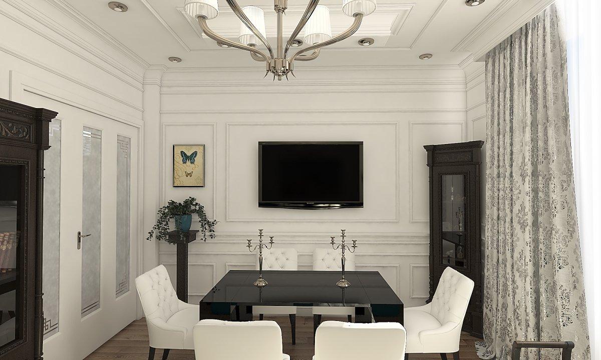 Amenajare apartament eclectic Bucuresti- Piata Romana-30