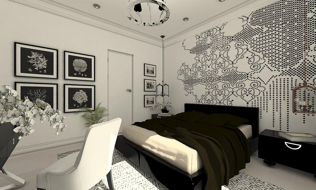 Amenajare apartament eclectic Bucuresti- Piata Romana-38
