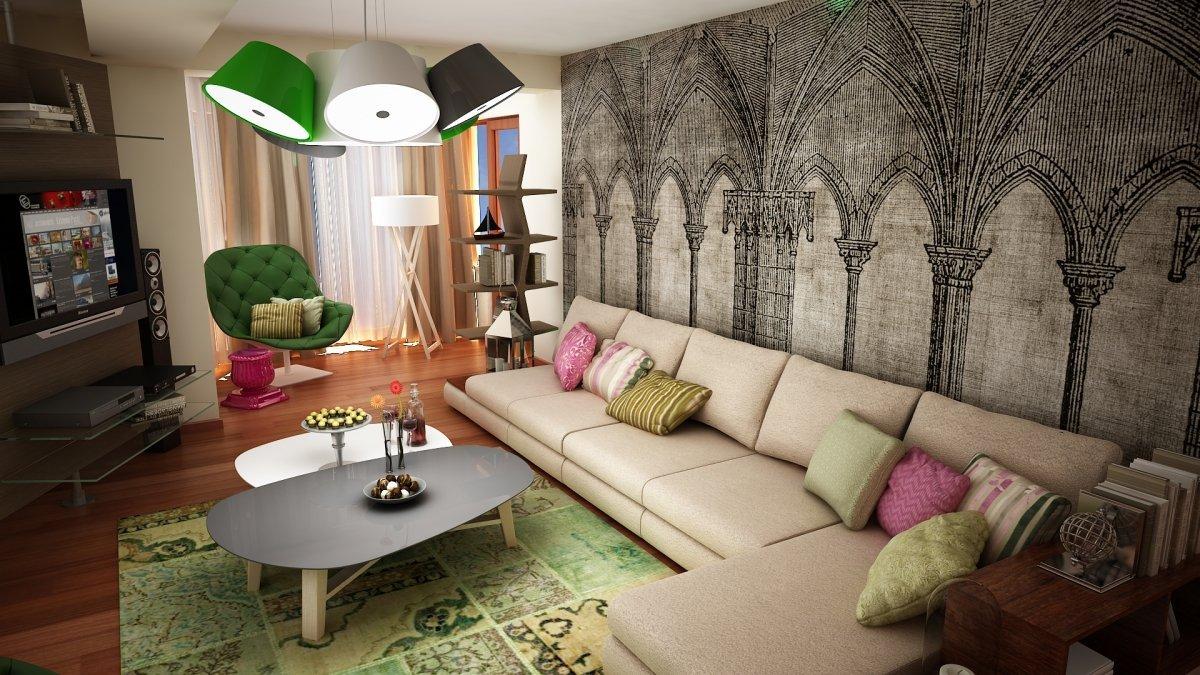Amenajare interioara- Apartament Zona Vitan Bucuresti-1