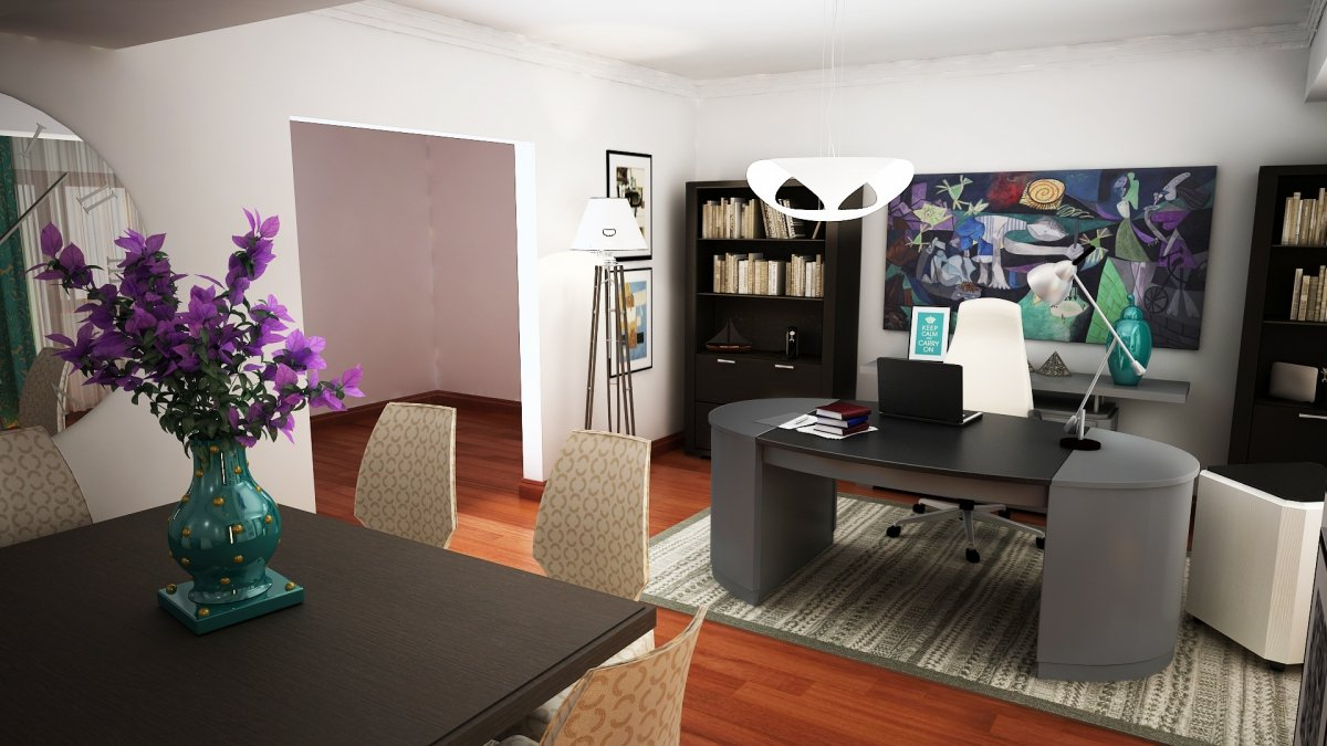 Amenajare interioara- Apartament Zona Vitan Bucuresti-13