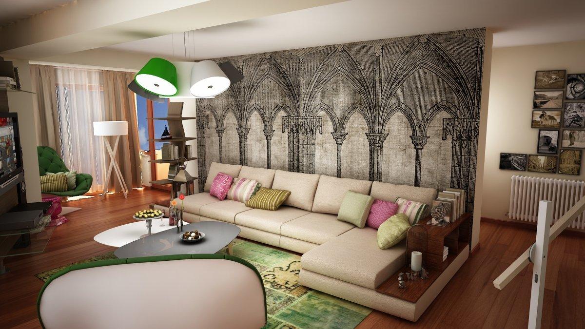 Amenajare interioara- Apartament Zona Vitan Bucuresti-6