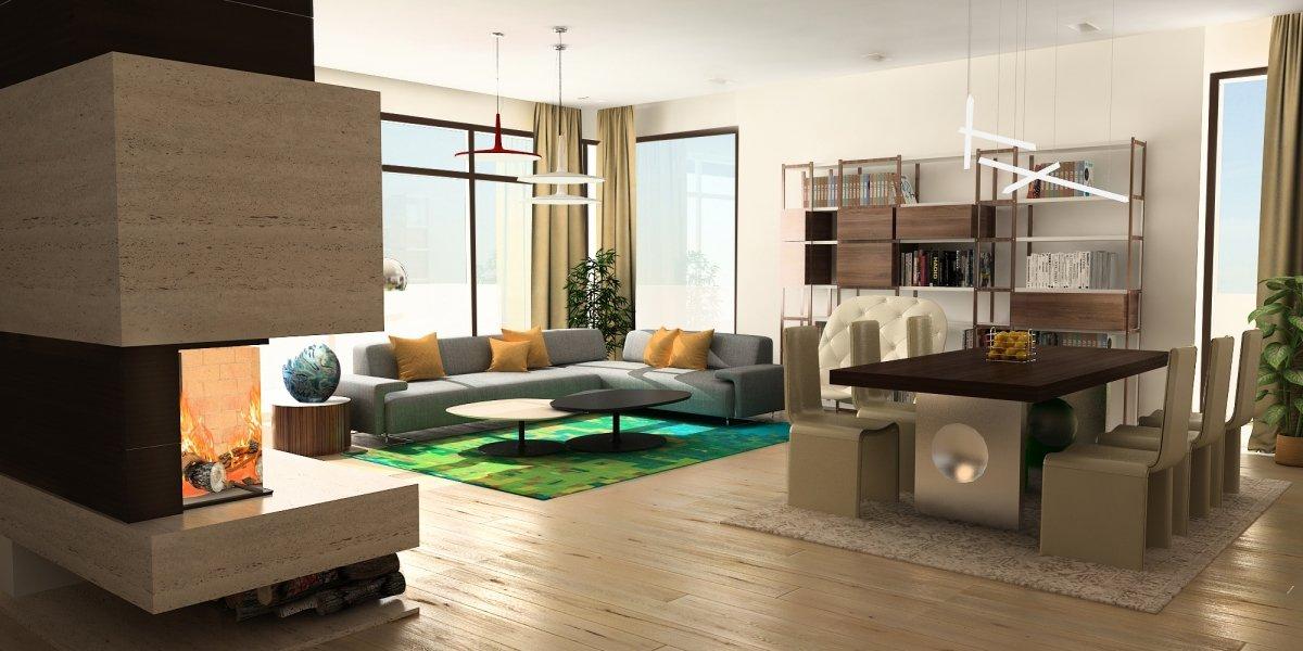 Amenajare interioara- Apartament de lux in zona Kiseleff-14