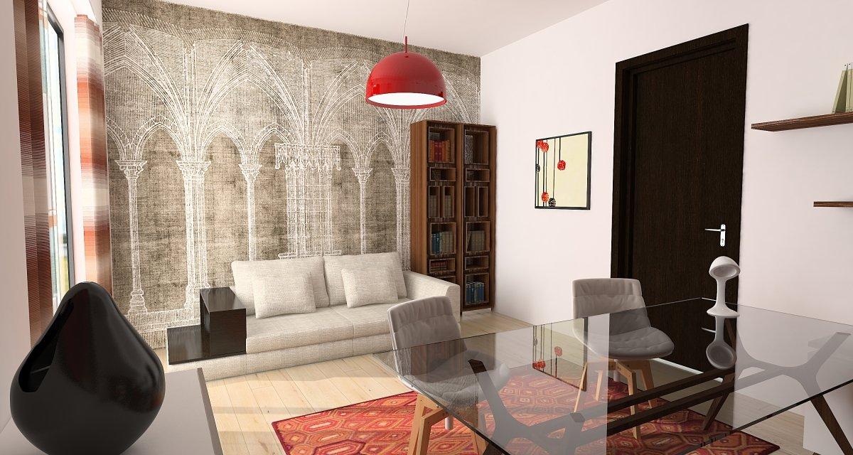 Amenajare interioara- Apartament de lux in zona Kiseleff-3