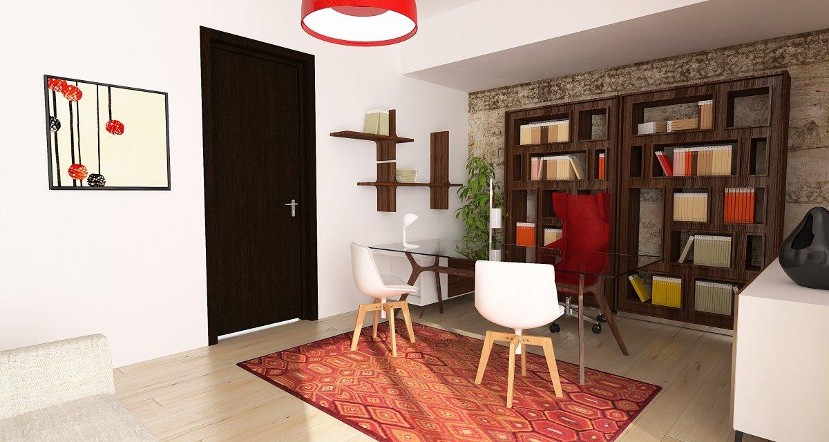 Amenajare interioara- Apartament de lux in zona Kiseleff-4
