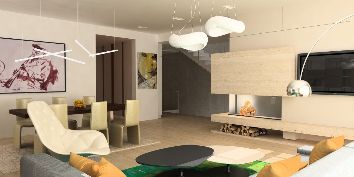 Amenajare interioara- Apartament de lux in zona Kiseleff-9