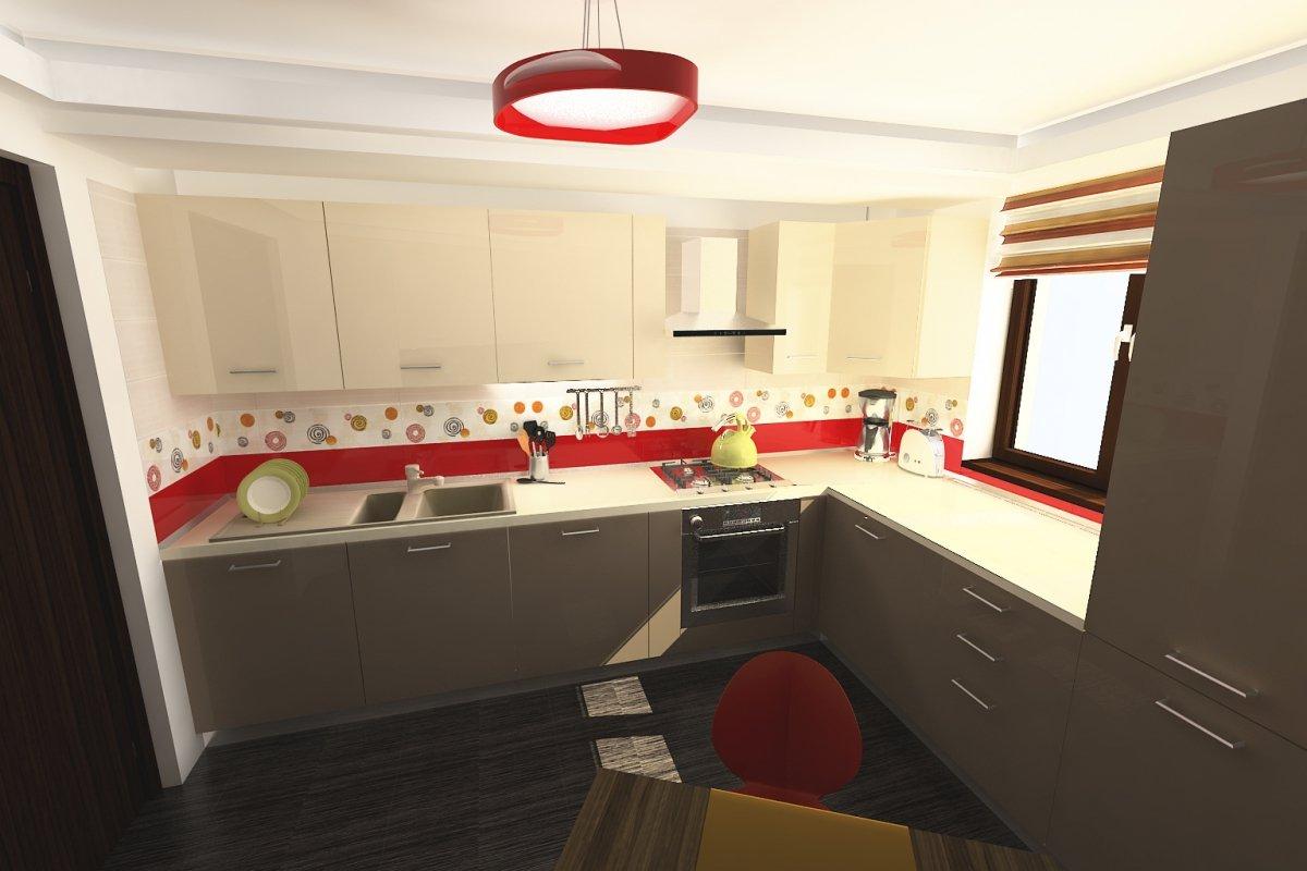 Amenajare interioara- Apartament modern Bucuresti-21