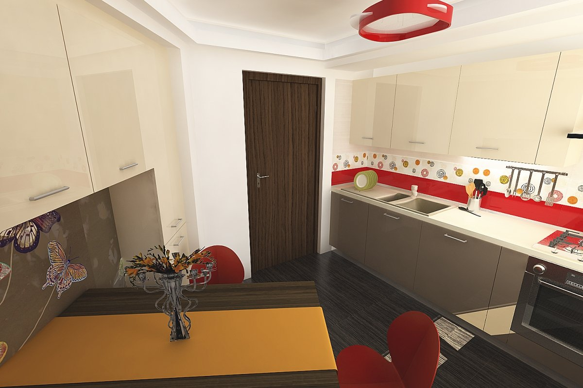 Amenajare interioara- Apartament modern Bucuresti-23