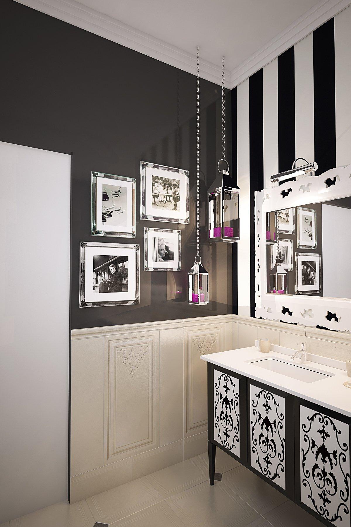 Amenajare interioara apartament- Farmecul stilului eclectic-14
