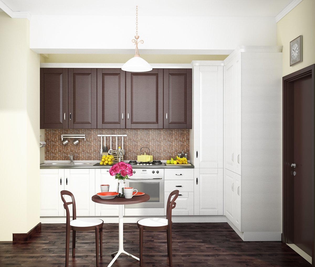 Amenajare interioara apartament- Farmecul stilului eclectic-22