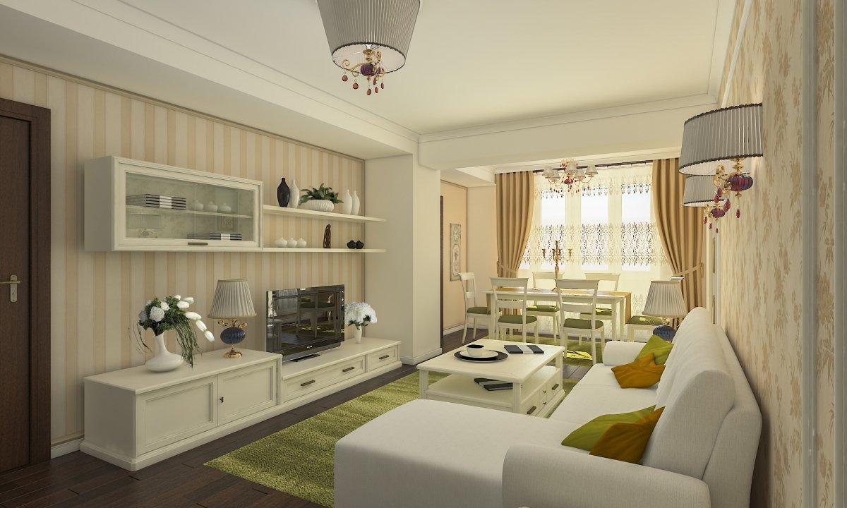 Amenajare interioara apartament- Pofta de viata-1