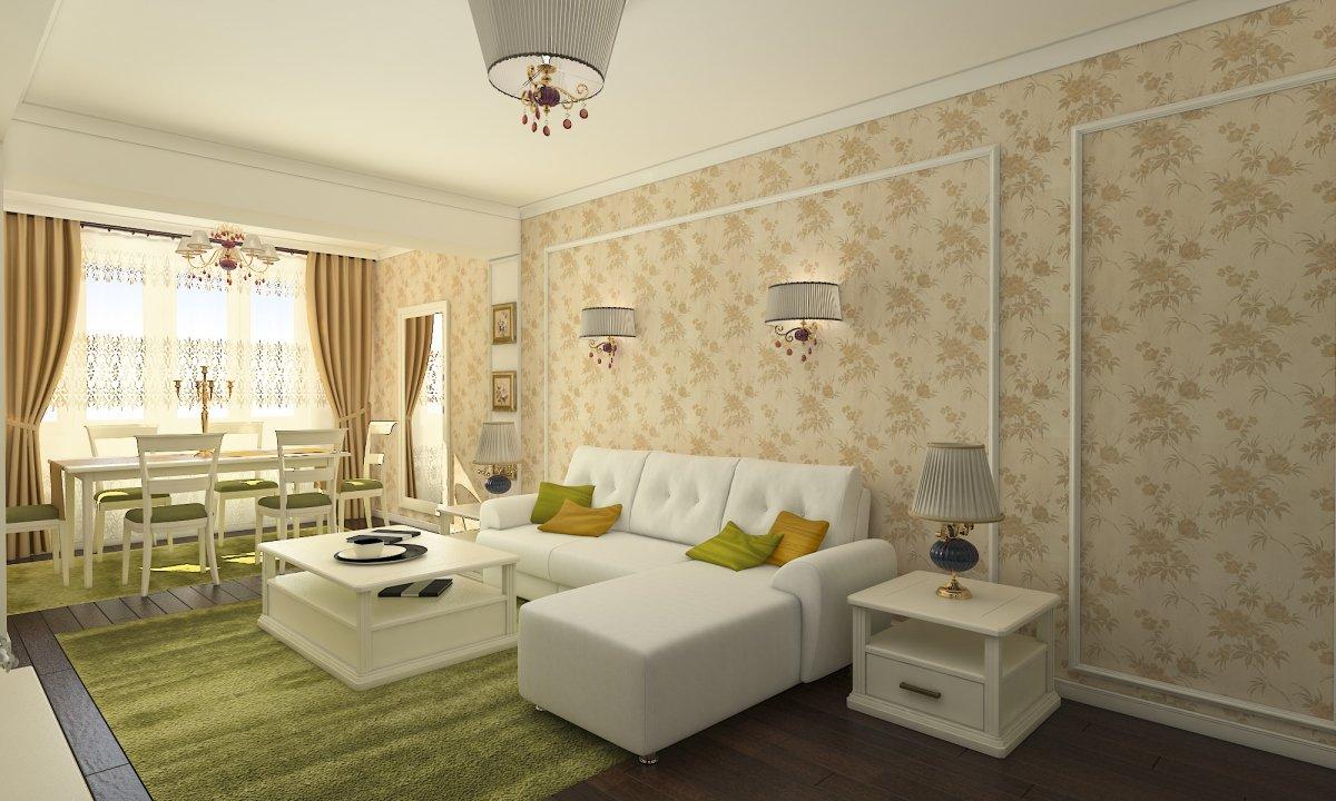 Amenajare interioara apartament- Pofta de viata-2