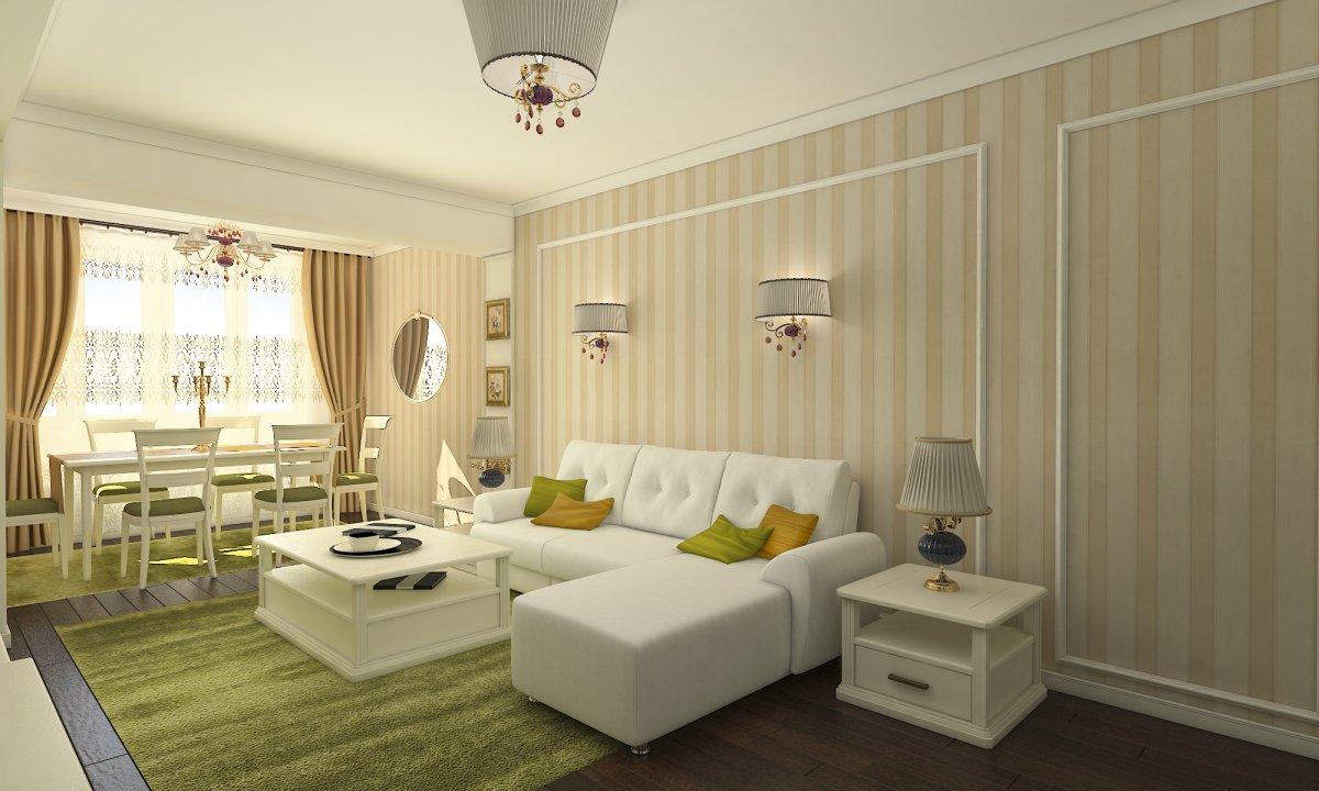 Amenajare interioara apartament- Pofta de viata-6