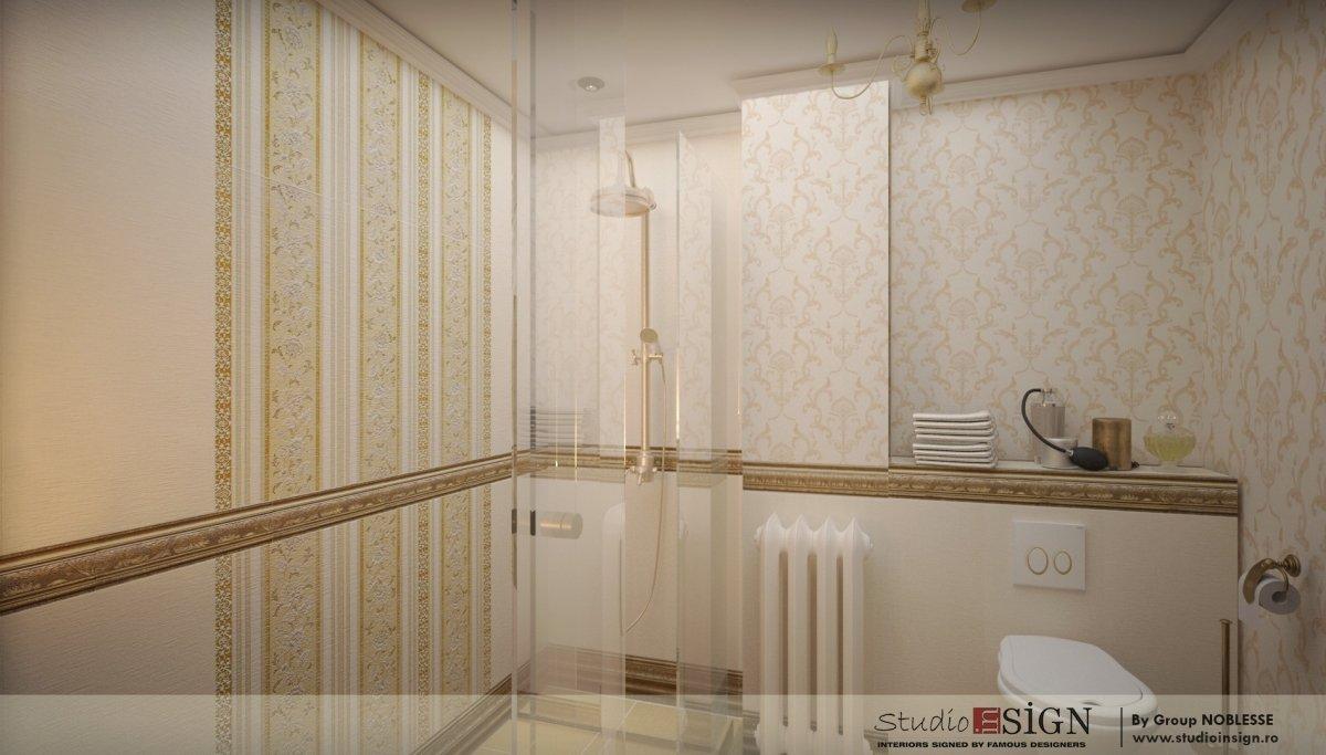 Amenajare interioara apartament clasic-10