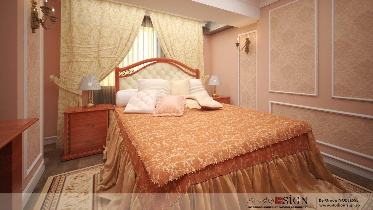 Amenajare interioara apartament clasic-3