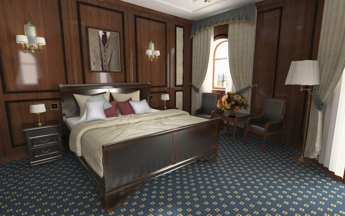 Amenajare interioara hotel- Hobby Club-1