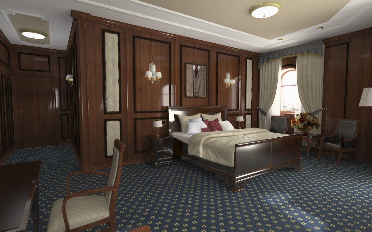 Amenajare interioara hotel- Hobby Club-2