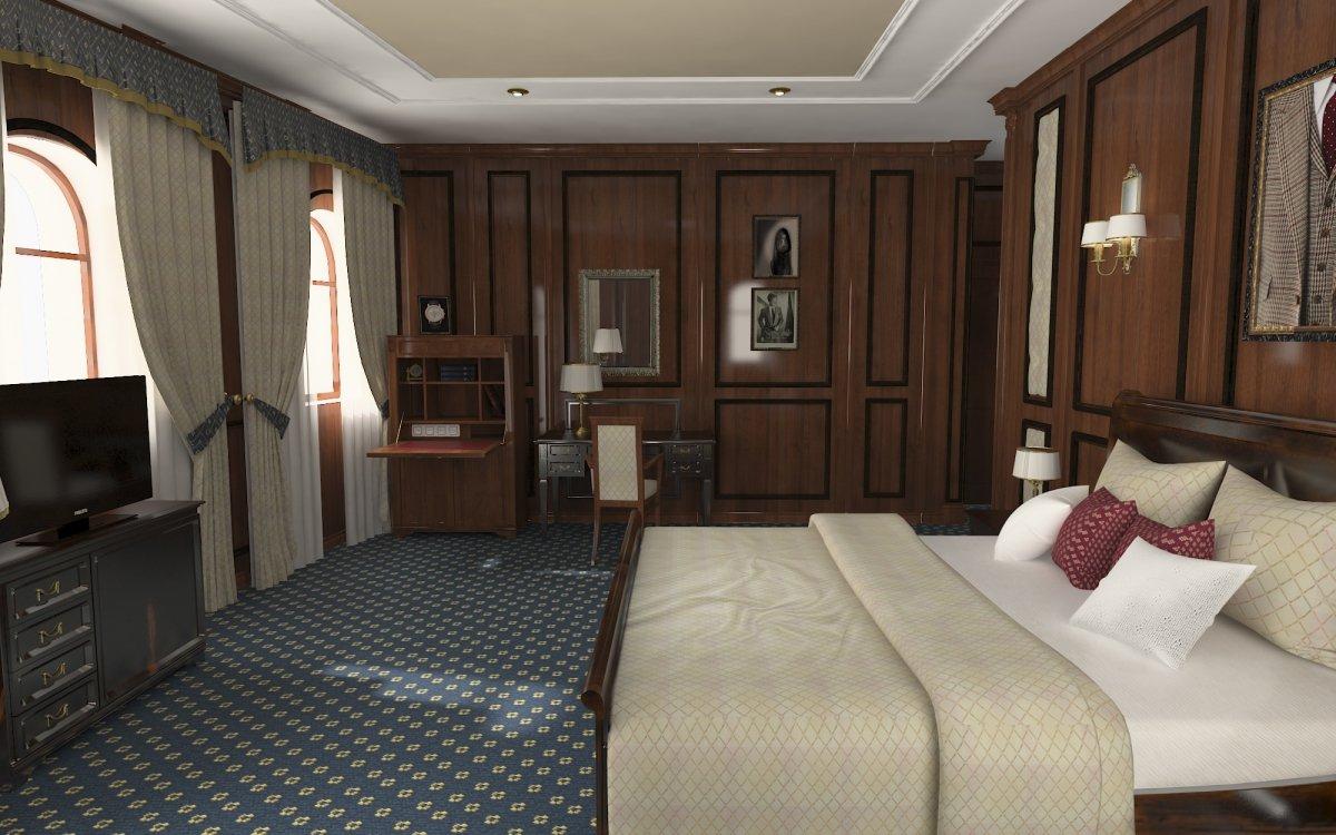 Amenajare interioara hotel- Hobby Club-3