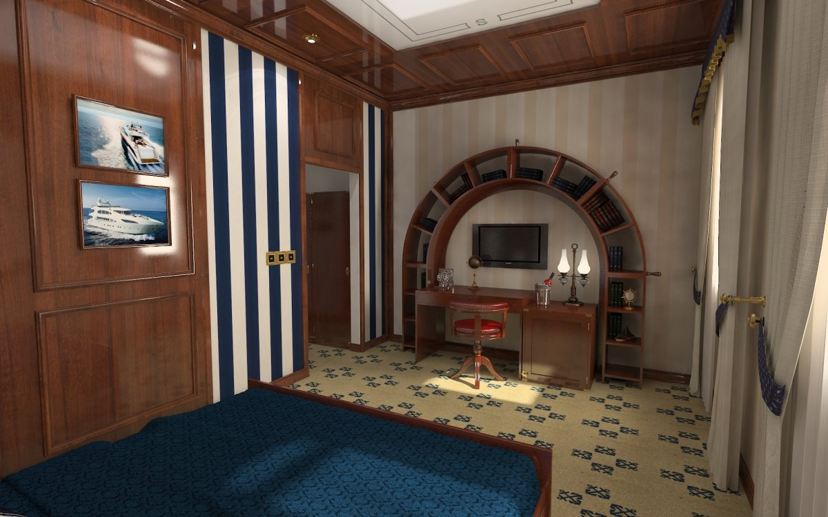 Amenajare interioara hotel- Hobby Club-6