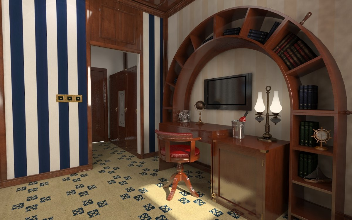 Amenajare interioara hotel- Hobby Club-7