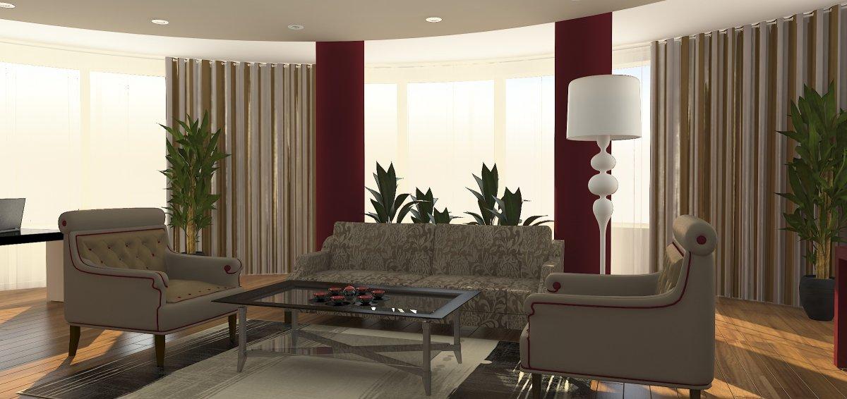 Amenajare interioara sediu de firma- Urgent Curier- Birouri manageriale-2
