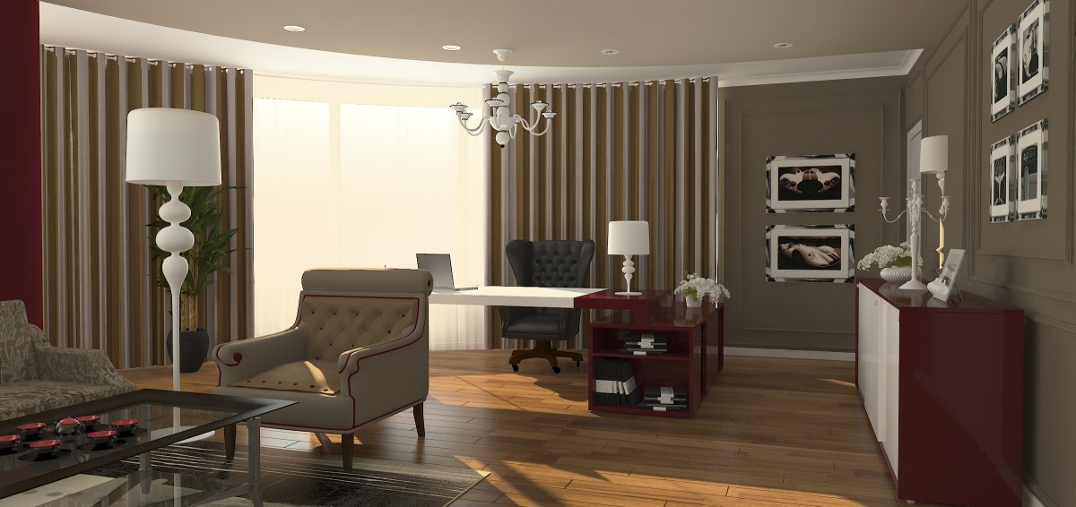 Amenajare interioara sediu de firma- Urgent Curier- Birouri manageriale-3