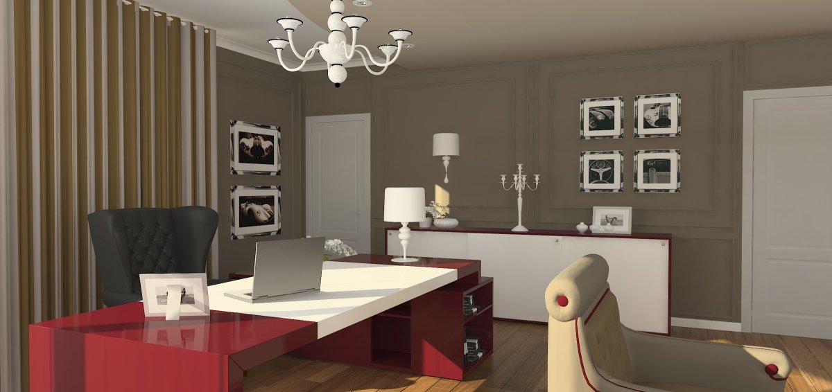 Amenajare interioara sediu de firma- Urgent Curier- Birouri manageriale-4