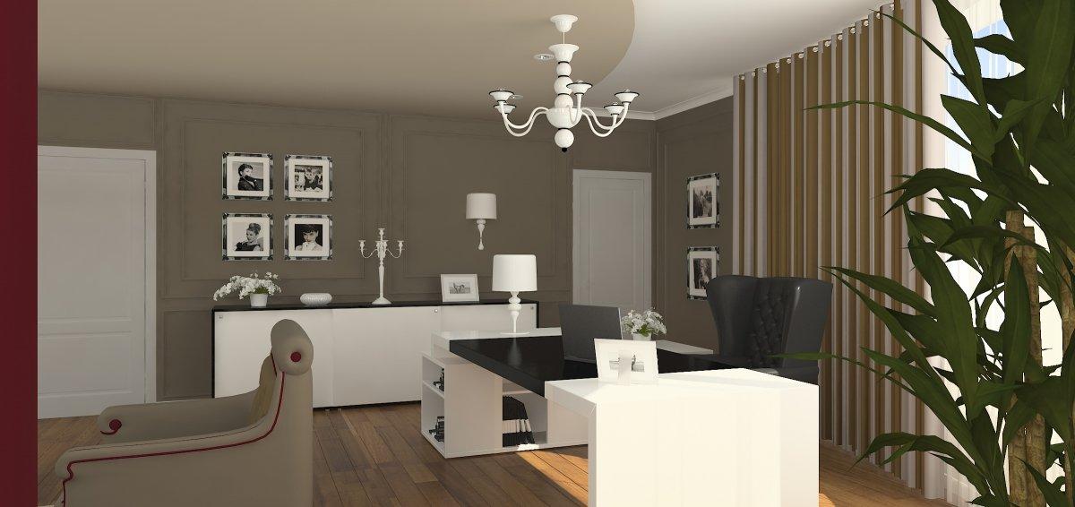 Amenajare interioara sediu de firma- Urgent Curier- Birouri manageriale-7