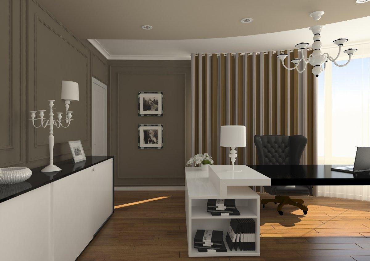 Amenajare interioara sediu de firma- Urgent Curier- Birouri manageriale-8