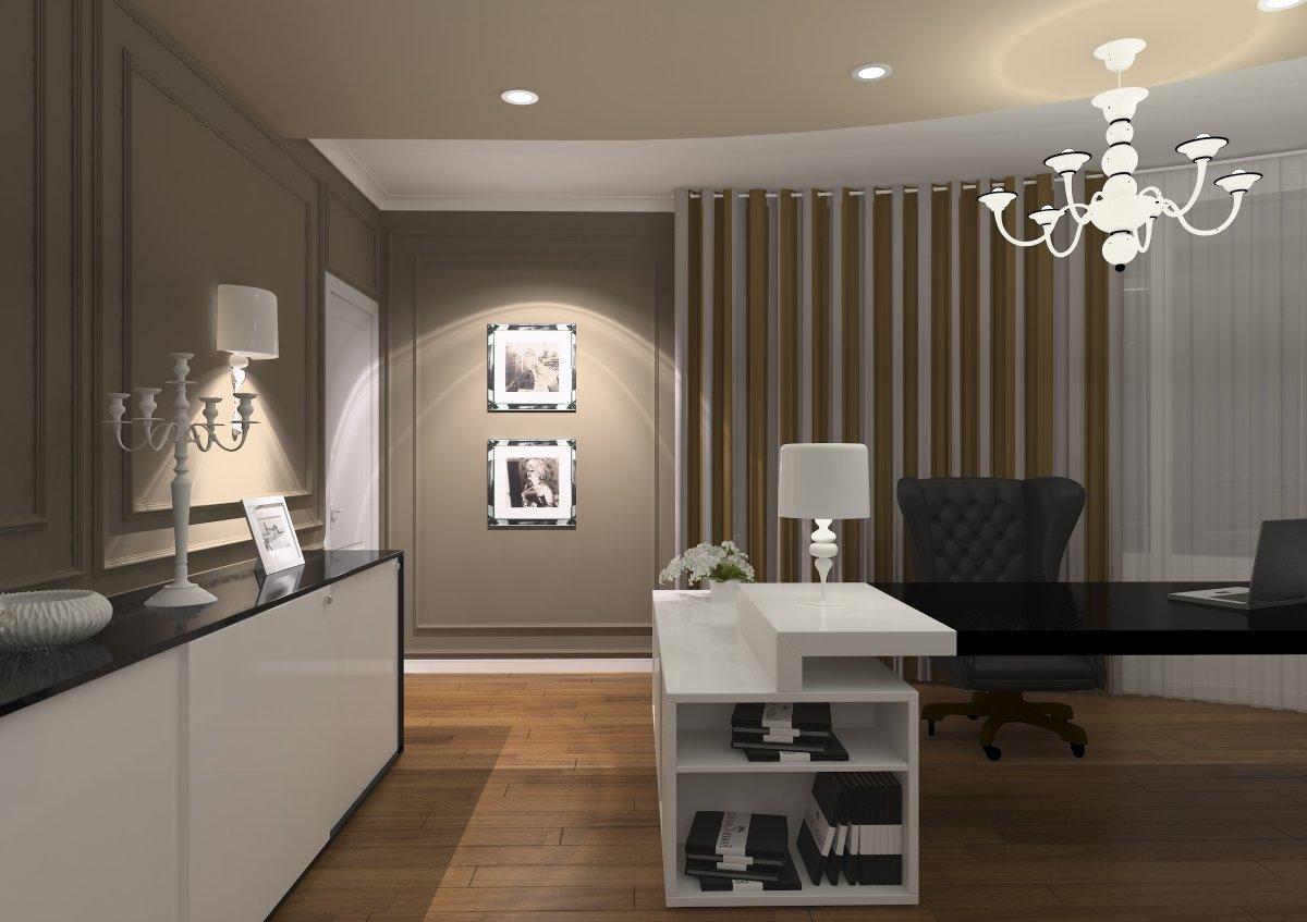 Amenajare interioara sediu de firma- Urgent Curier- Birouri manageriale-9