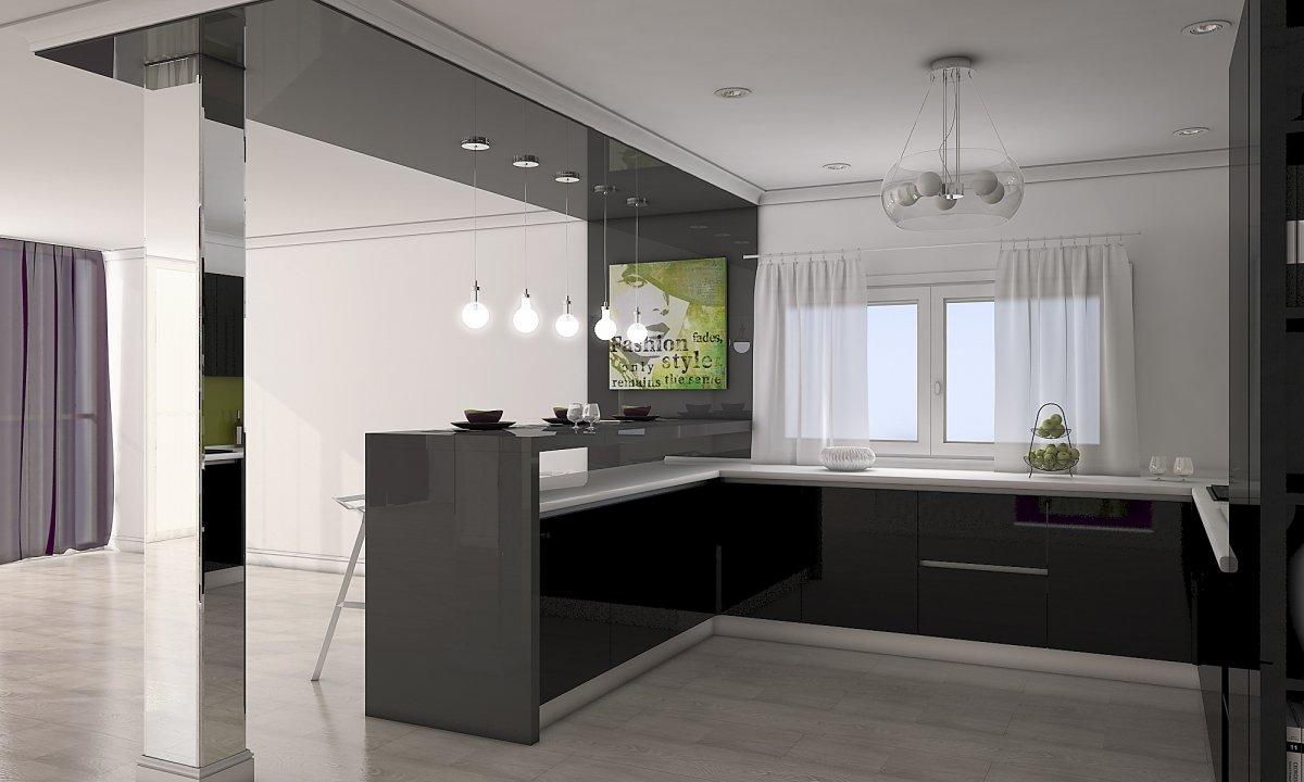 Amenajari interioare bucatarii studio insign for Dizain case interior