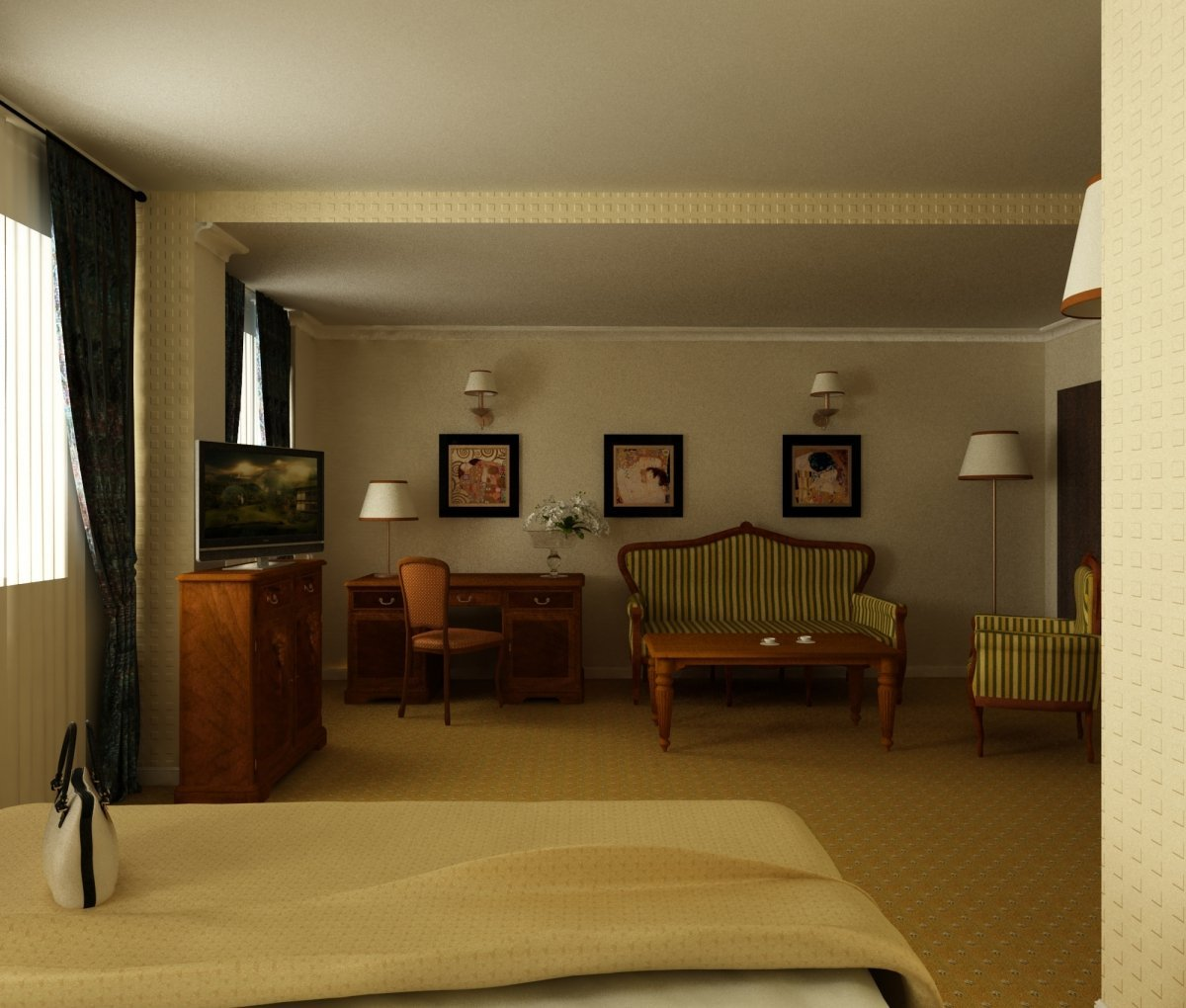 Art Hotel- amenajare interioara hotel-2