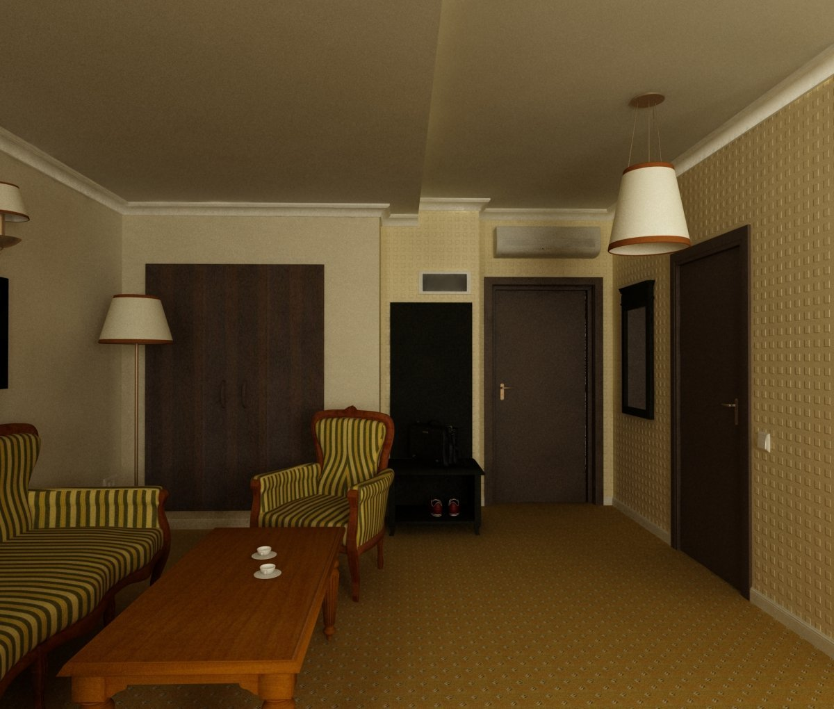 Art Hotel- amenajare interioara hotel-3
