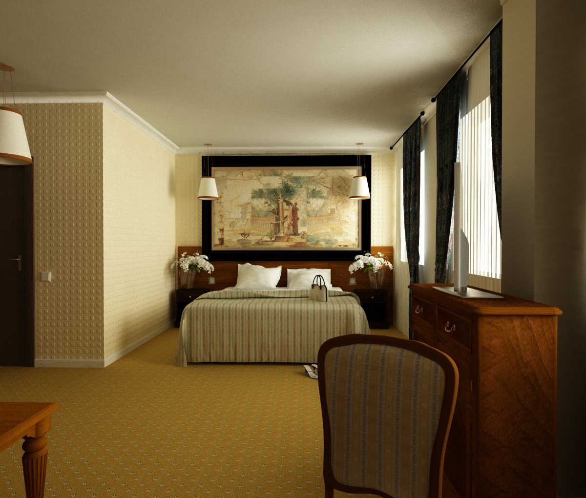 Art Hotel- amenajare interioara hotel-5