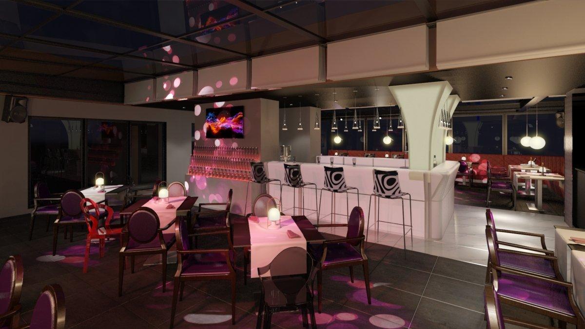 Caffee Lounge La Fiesta-2