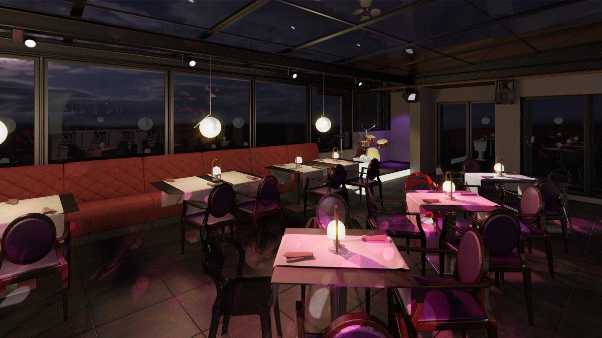 Caffee Lounge La Fiesta-4