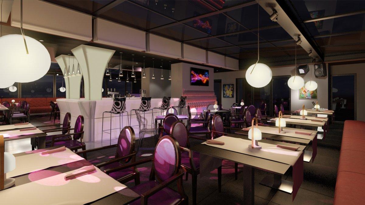 Caffee Lounge La Fiesta-7