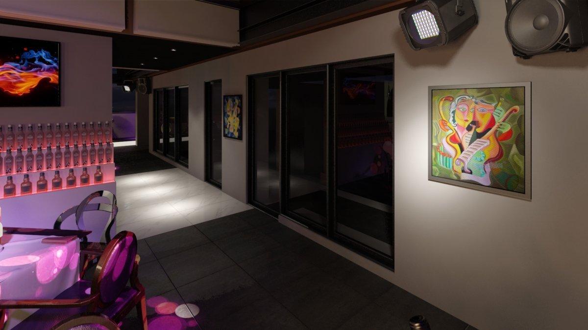 Caffee Lounge La Fiesta-8