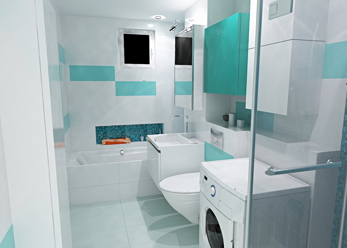 Design interior- Apartament Fresh Design-10