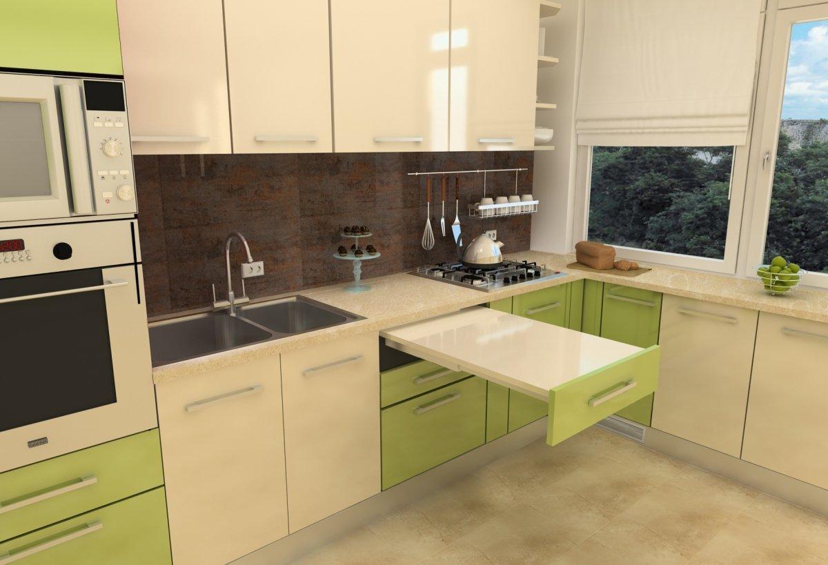 Design interior- Apartament Fresh Design-6