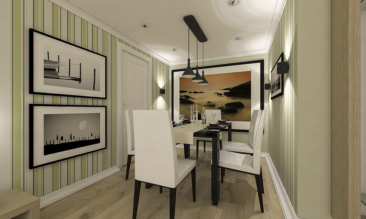 Design interior Apartament Modern - Valcea-24