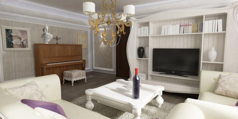 Design interior -Apartament New Look-1