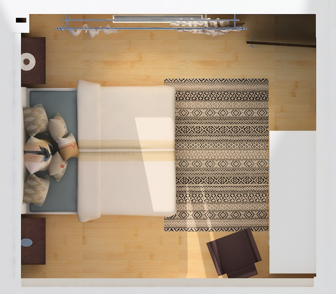 Design interior- Apartament in stil scandinav-12