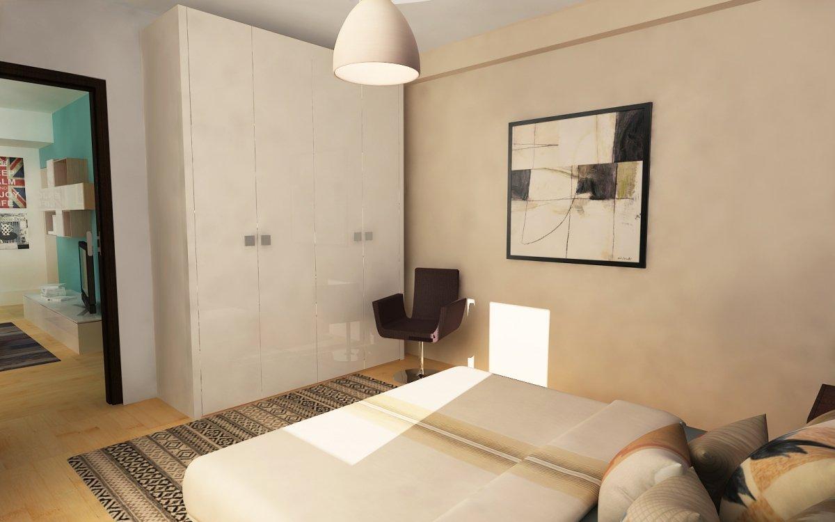 Design interior- Apartament in stil scandinav-7