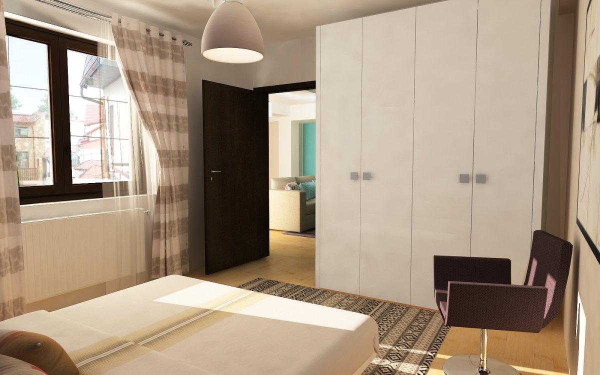 Design interior- Apartament in stil scandinav-8