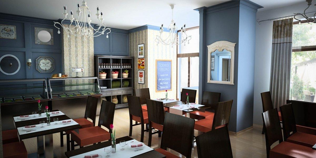 Design interior Bistro Swedish Buffet-4