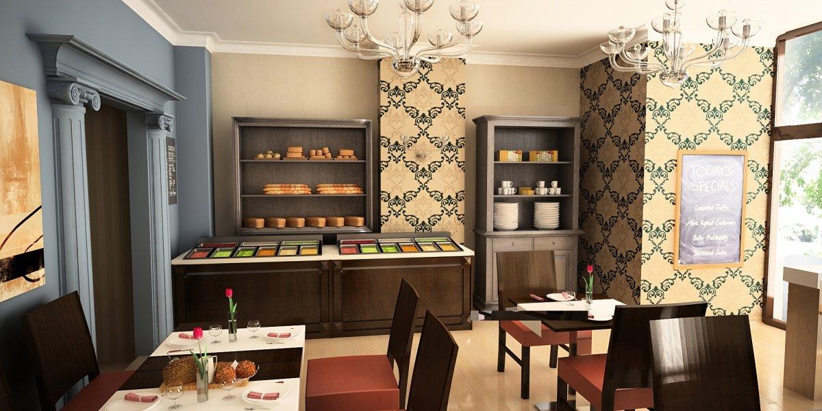 Design interior Bistro Swedish Buffet-7